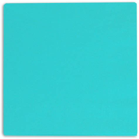 teal green teal luncheon napkins 24 count ebay