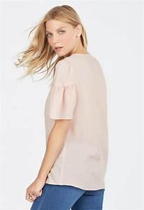 Brust Taille Hüfte Verhältnis Berechnen : flutter sleeve top kleidung in light pink g nstig kaufen ~ Themetempest.com Abrechnung