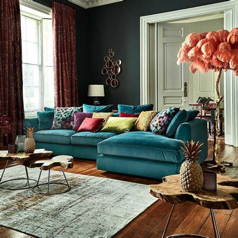 Teal Living Room Chair by 25 Best Ideas About Teal Sofa On Teal Sofa