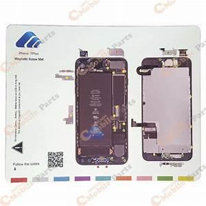 Iphone 7 Plus Magnetic Screw Chart Mat Repair Guide Pad