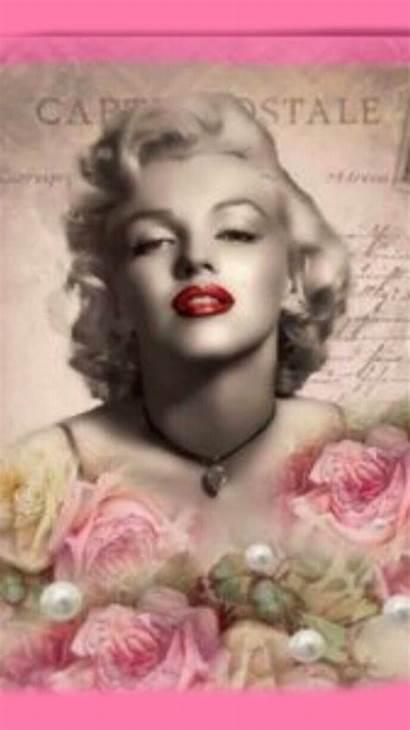 Monroe Marilyn Pink Iphone Purple