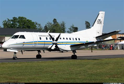 Saab Tp100c (340b/plus) Aircraft Pictures