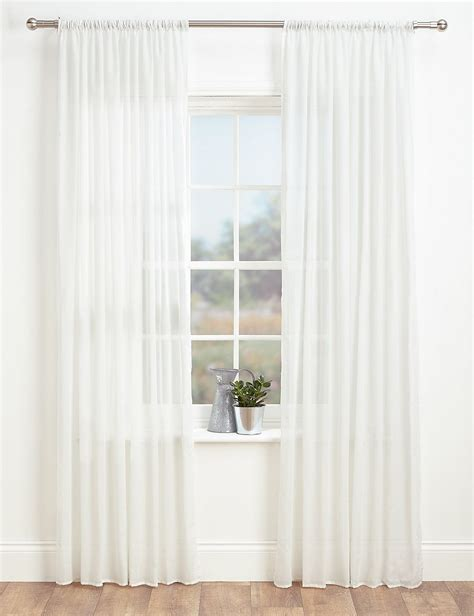 sheer voile panel   house sheer curtains bedroom