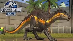 Super Hybrids INDORAPTOR Jurassic World The Game