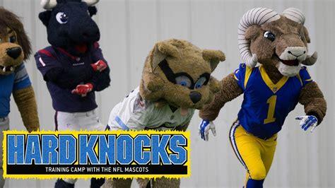 hard knocks nfl mascots edition nfl rush youtube