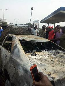 Graphic Photos: Three People Burnt Beyond Recognition in a ...