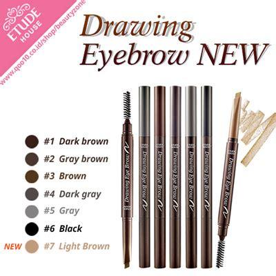 Asli Etude Drawing Eyebrow drawing eyebrow etude house asli atau palsu pejalan kaki