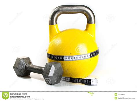 yellow kettlebell preview