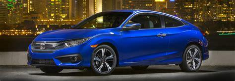 2017 Honda Civic Coupe Color Options