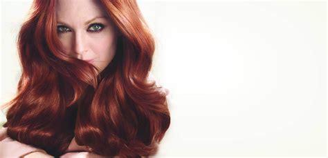 Auburn Hair Dye & Auburn Hair Colour
