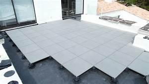 étanchéité Terrasse Carrelée : mod le et pose goutti re alu l 39 tanch it toit terrasse ~ Premium-room.com Idées de Décoration