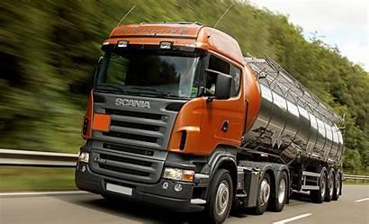 Scania Trucks Truck Africa South Transportation Trailer