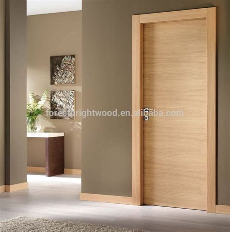 porte des chambres en bois moderne intérieur porte en bois designs hôtel porte de la