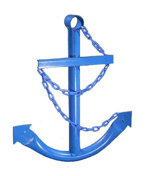 Decorative Anchors by Anchor Wall Yard Decor 3 Metal Outdoor Nautical Boat