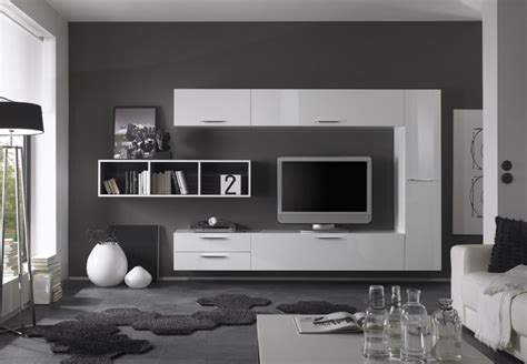 modern wall unit tv media entertainment center club