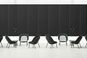 De Vorm Nook lounge chair van PET