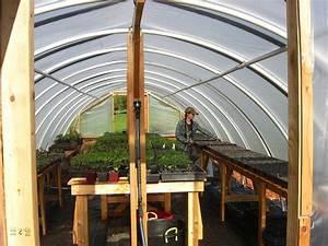 Diy Hoop Greenhouse