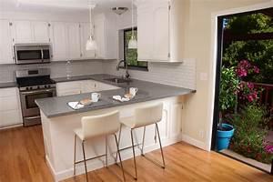 U-shaped, Kitchen, 3
