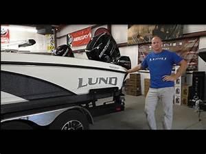 2017 Lund 219 Pro V GL - YouTube