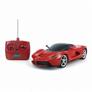 Jeux De Voiture Rouge : voiture de sport radiocommand e 1 18 ferrari la grande r cr vente de jouets et jeux jouets ~ Medecine-chirurgie-esthetiques.com Avis de Voitures