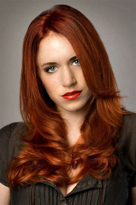 Chestnut Colour Hairstyles by Layered Hairstyle With Chestnut Hair Color Hair