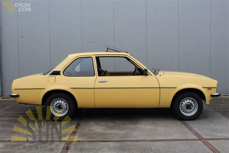 Opel Ascona For Sale by Classic 1976 Opel Ascona For Sale Dyler