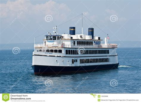 Ferry Boat Zakyntos by Argosy Ferry Boat In Seattle Editorial Photo Image Of