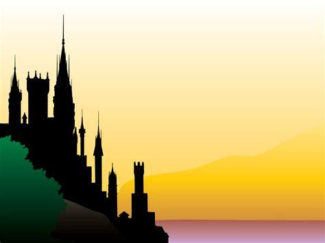 Castle Background Castle Design Backgrounds Design Travel Templates