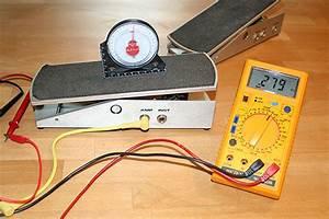 Ernie Ball Volume Pedal Modification To Make The Taper