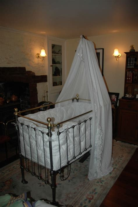 baby cot drapes 17 best images about antique baby cots on