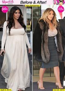 Kim Kardashian's Diet After Baby — Exact Weight Loss Plan ...