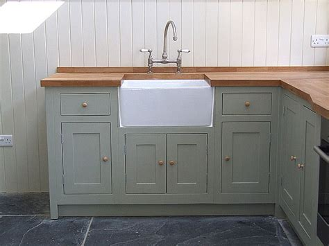 Farrow And Cupboard Paint by Painted Shaker Framed Kitchen Detail Shown Here Finished