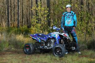 pro motocross standings yamaha announces 2015 atv race team gncc racing