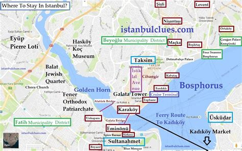 Where To Stay In Istanbul 2017  Istanbul Tour Guide