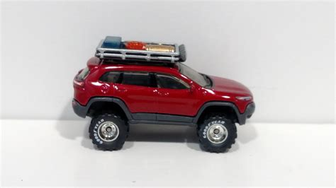 matchbox jeep grand cherokee 3inchdiecastbliss custom matchbox 2014 jeep cherokee