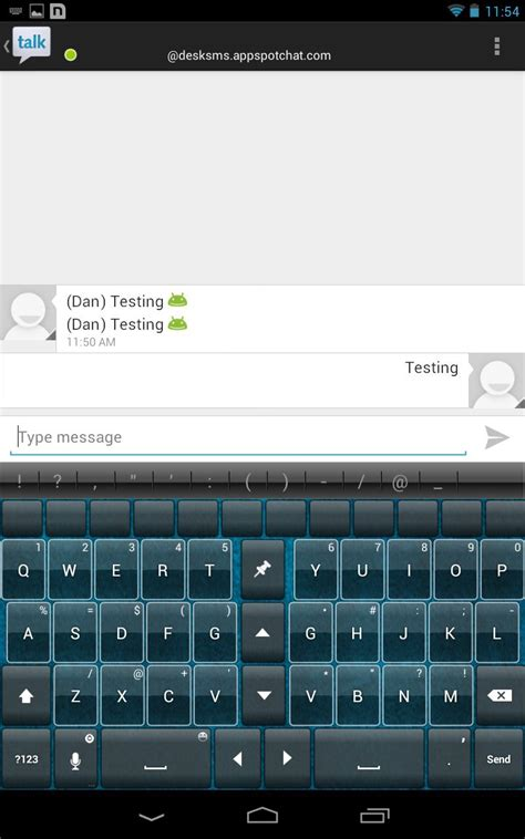 android messaging tabletsms text messaging on your tablet via your android