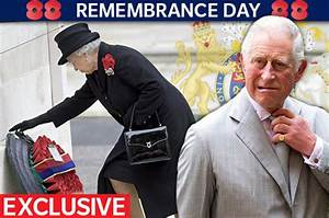 Queen STEPS DOWN from Remembrance Sunday duty – Prince ...