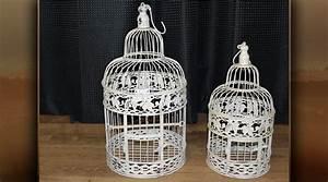Cage Oiseau Deco : cages oiseaux d coratives ~ Teatrodelosmanantiales.com Idées de Décoration