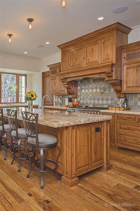 hickory floors with oak cabinets custom hand scraped hickory floor in cupertino