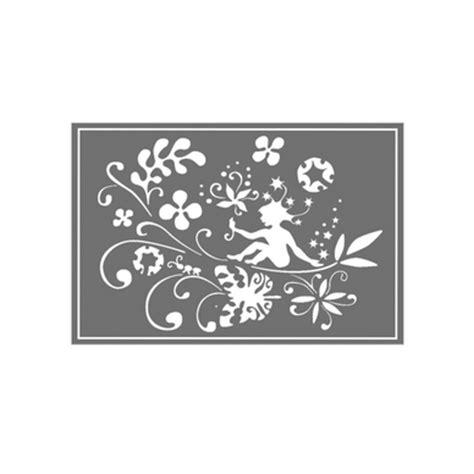 motif pochoir mural pas cher vente motifs pochoirs fleurs