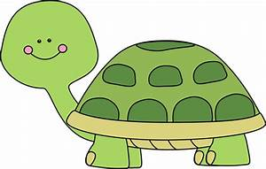 Cute Turtle Clip Art - Cute Turtle Image