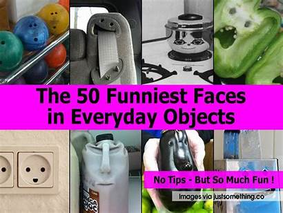 Funniest Faces Objects Everyday