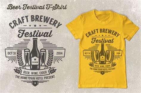 beer festival  shirt design template  behance