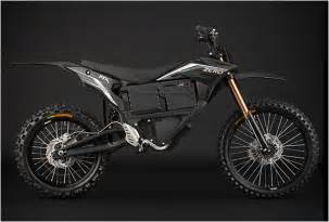 Zero MX Electric Dirt Bike