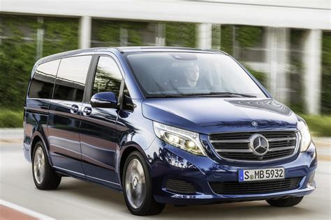 Mercedes V Class Picture by Mercedes V Class 2014 Pictures 25 Of 28 Cars Data