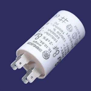 Dryer Start Capacitor