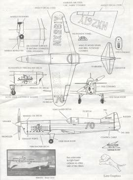 williams brothers firecracker large scale planes