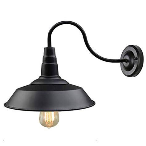 outdoor gooseneck lighting amazon com