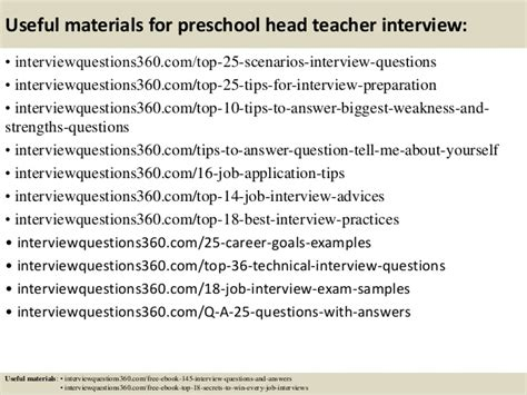 top 10 preschool questions and answers 641 | top 10 preschool head teacher interview questions and answers 14 638
