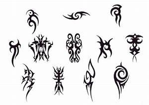 Small Tribal Tattoos For Men - Best Tattoo Design